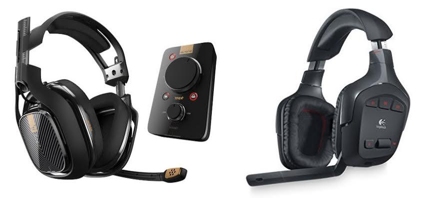 Astro A40 vs Logitech G930 | Gamepol com