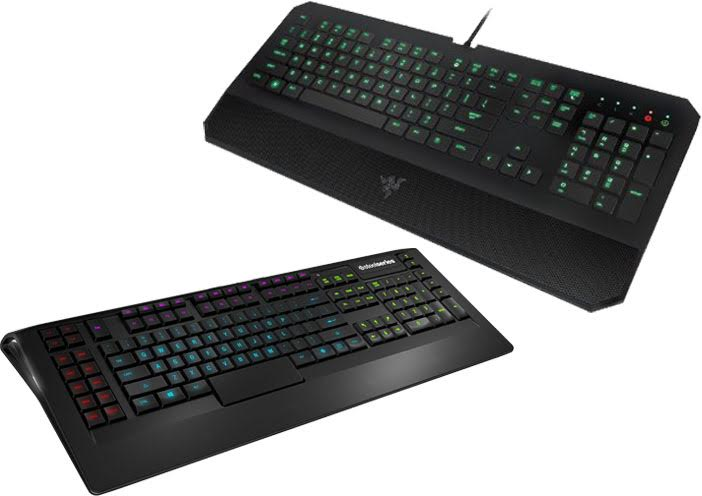 SteelSeries Apex vs Razer Deathstalker | Gamepol com