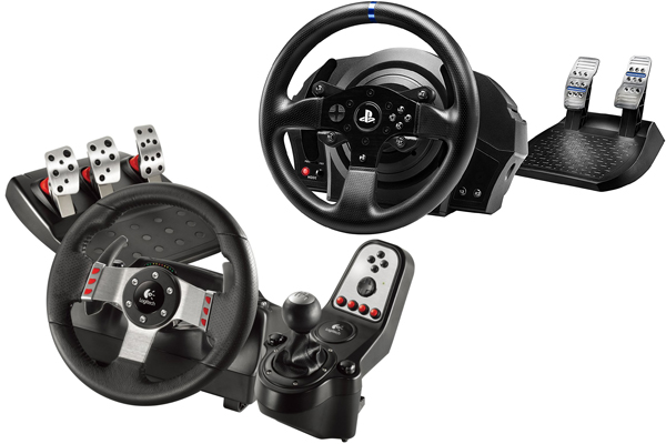 9672193c0b6 There are many features in the Logitech G27 as it has been tested gradually  from time to time. The first one is its powerful, dual-motor force feedback  ...