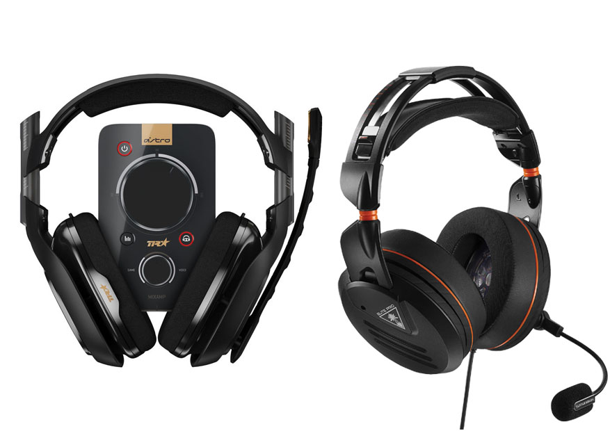 Astro A40 TR vs Turtle Beach Elite Pro | Gamepol com