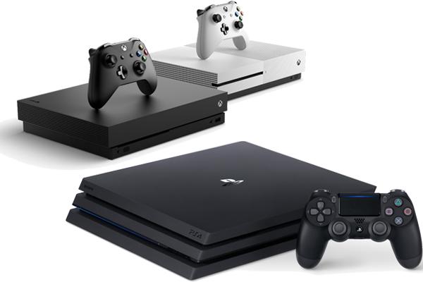 Xbox One vs PS4 | Gamepol com