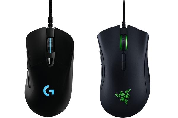 Logitech G403 vs Razer Deathadder   Gamepol com
