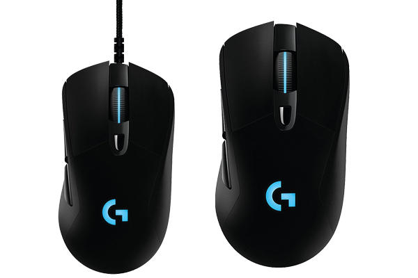 Logitech G403 vs G703   Gamepol com