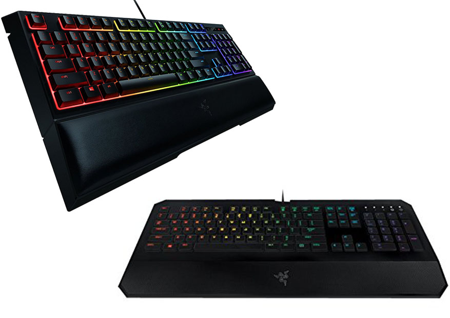 4bfaf9bbe19 So, what are the differences between Razer Ornata Chroma vs DeathStalker  Chroma? Which is the best gaming keyboard for the money?