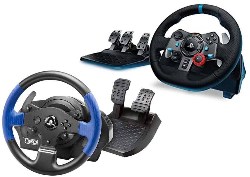 24b10bff37e Design and Build Quality First of all, we will compare the two models based  on the build quality. Well, this is one of the cons of Thrustmaster T150.