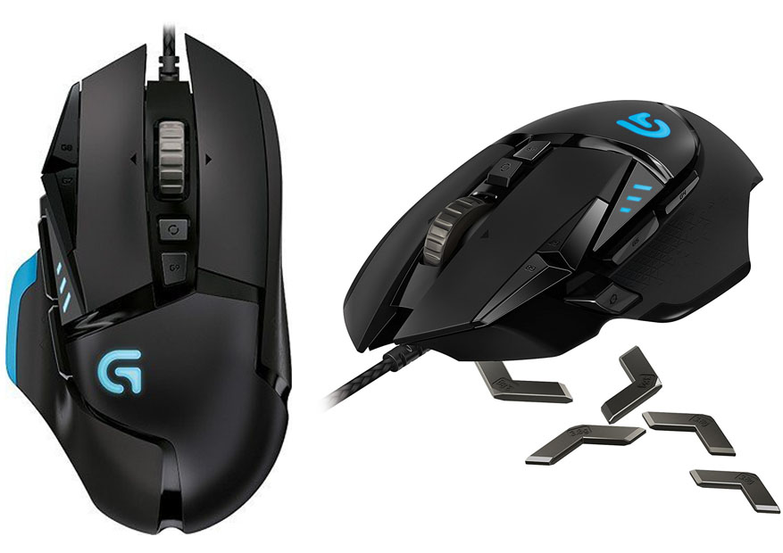 86395748244 However, it comes in two versions, Logitech G502 Proteus Core vs Spectrum.  What is the difference between them? Is one better than the other?