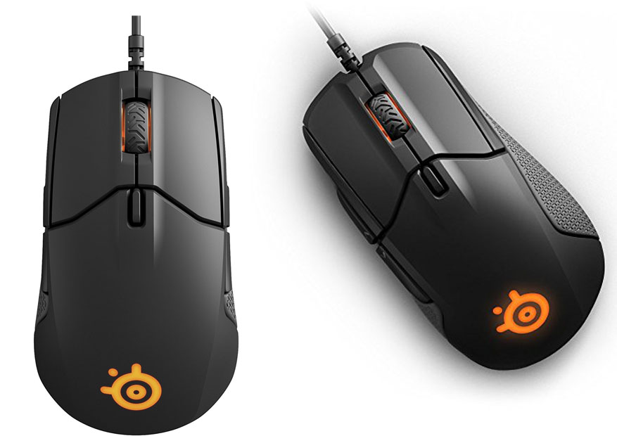 SteelSeries Sensei 310 vs Rival 310 | Gamepol com